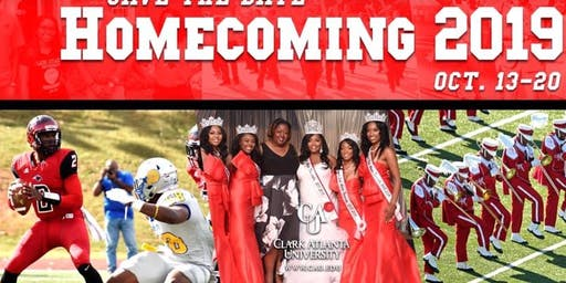 Clark Atlanta University Alumni Association Homecoming Weekend Experience