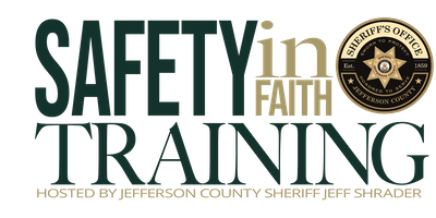 Jefferson County Sheriff's Safety In Faith Training: Behavior Awareness
