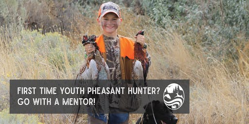 Youth Mentored Pheasant Hunt: Davis Creek Unit - Oakville, WA