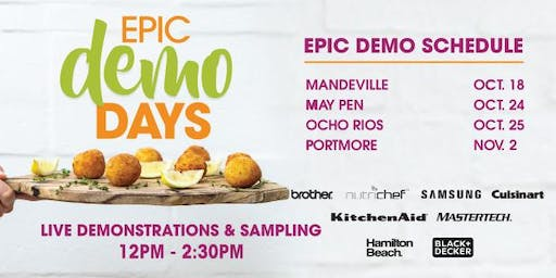 EPIC DEMO DAYS