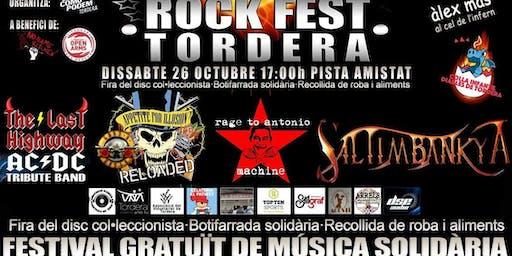 ROCK FEST TORDERA 2019