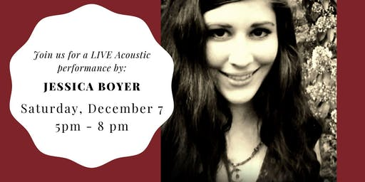 Jessica Boyer LIVE at Weathered Vineyards Ephrata