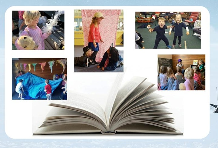 Books ALIVE Professional Development: Literacy with a Twist image