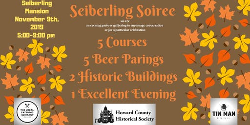 Seiberling Soiree