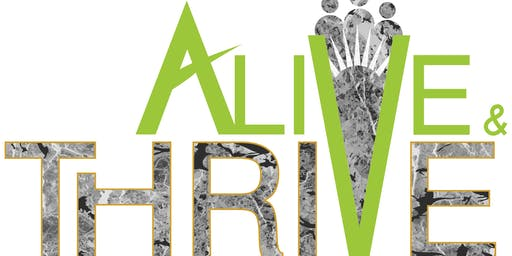 Alive & Thrive WYCO Asset Mapping Meeting