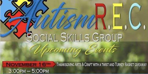 Autism R.E.C Social Skills Group