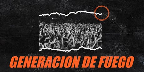 CONGRESO | GENERACIÓN DE FUEGO tickets