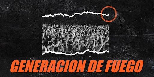 CONGRESO | GENERACIÓN DE FUEGO