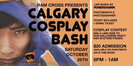 Ram Cross Cosplay Party tickets