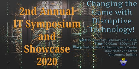 2nd Annual Information Technology Symposium & Showcase tickets