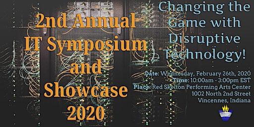 2nd Annual Information Technology Symposium & Showcase