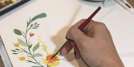 Watercolor Workshop- Holiday Greeting Cards & Gift Tags tickets