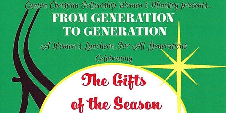 CCF From Generation to Generation Women's Luncheon tickets