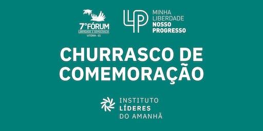 Churrasco Encerramento 7° Fórum Liberdade e Democracia de Vitória