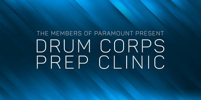 Drum Corps Prep Clinic
