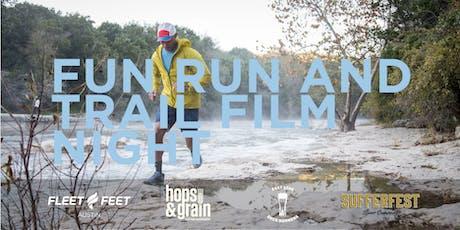 Fun Run and Trail Film Night tickets