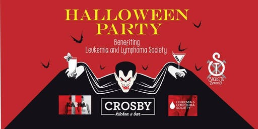 Halloween Party benefiting Leukemia and Lymphoma Society