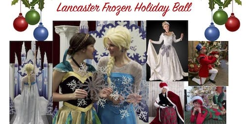 Lancaster Frozen Holiday Ball