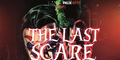' The Last Scare ' - Birmingham's Exclusive Lux Apartment Costume Party