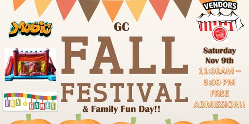 GC Fall Festival
