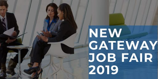 New GateWay Job Fair - October 23, 2019