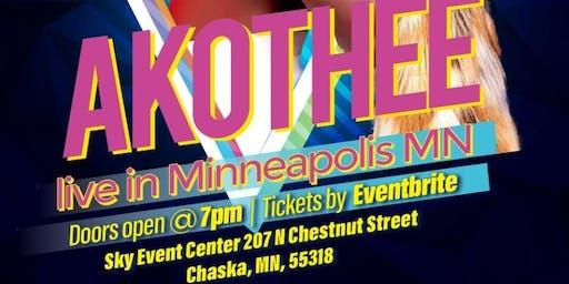 Akothee live in Minneapolis Minnesota