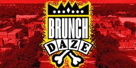 Brunch Daze tickets