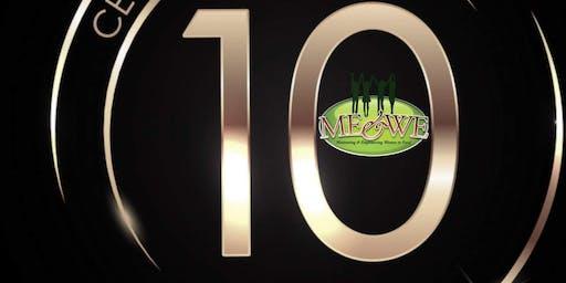 Celebrating 10 Years of ME&WE Inc.