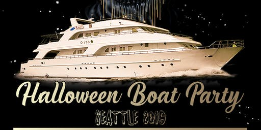Halloween Boat Party Seattle 2019