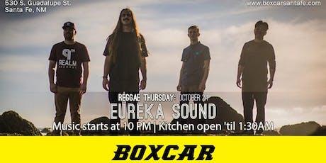 Eureka Sound at Boxcar tickets
