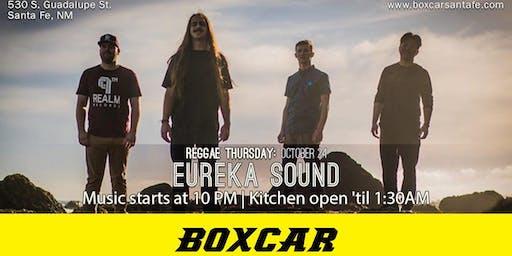Eureka Sound at Boxcar