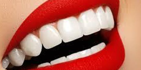 Cosmetic Teeth Whitening $99 tickets