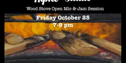 Ripke Studio- Wood Stove Open Mic & Jam Session