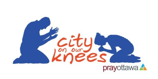Ottawa Marketplace City on our Knees Prayer Event