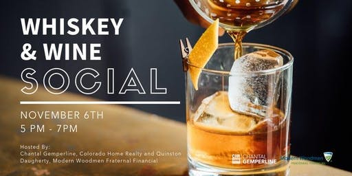 Whiskey and Wine Social