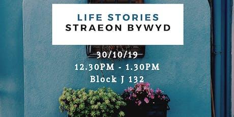 USW Life Stories tickets