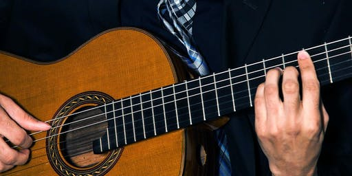 Classical Guitar: Hector Alonso Torres