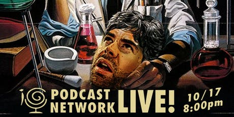 Cigarette Sandwich Presents: iO Podcast Network LIVE! tickets