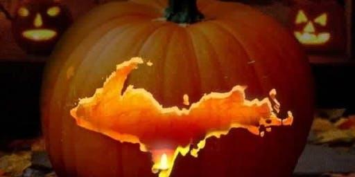 Pints & Pumpkin Carving!