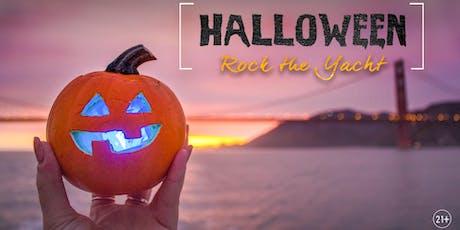 Halloween Rock the Yacht Cruise tickets