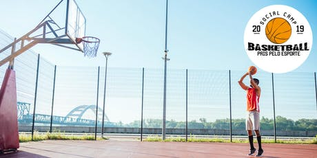 Social Basketball Camp 2019 ingressos