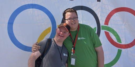 BI Olympics 2019 in Santa Rosa