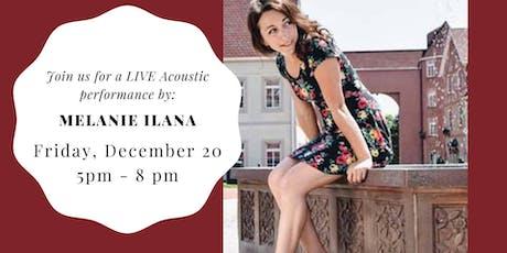 Melanie Ilana LIVE at Weathered Vineyards Ephrata tickets