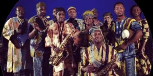 The African Jazz Ensemble