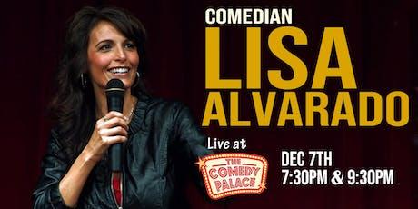 Lisa Alvarado tickets