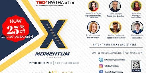 TEDxRWTHAachen 2019