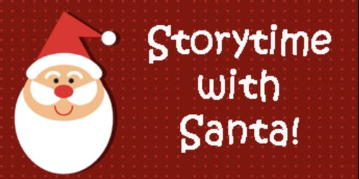 Storytime and Cookies with Santa