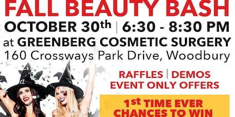 Fall Beauty Bash tickets
