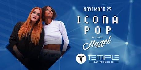 Icona Pop (DJ Set) tickets
