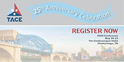 Tennessee Association of Colleges & Employers, 25th Anniversary Conference